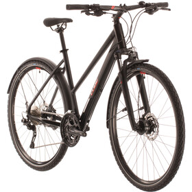 Cube Nature EXC Allroad Trapez, black/red